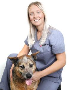 Kim Clarke Veterinary Nurse